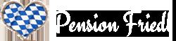 Pension Friedl | Logo